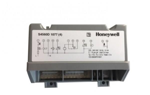 Gasfeuerungsautomat S4560D 1077 U