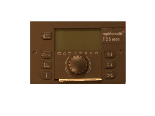 Opentherm Regelung rapidomatic T2Secon