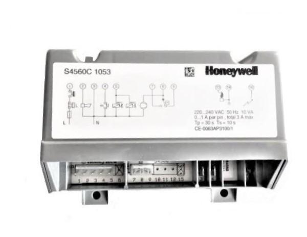 Gasfeuerungsautomat S4560C 1053 U