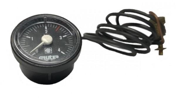 Manometer Gaswandgerät GA20W + WE